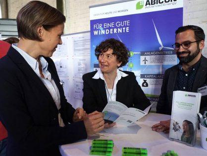 ABICON beim 3. Windbranchentag in Hessen